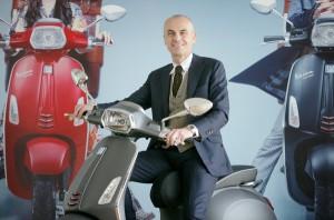 Piaggio Việt Nam bổ nhiệm Chủ tịch và tổng giám đốc kiêm Phó Chủ Tịch Tập đoàn phụ trách khu vực Châu Á TBD mảng xe hai bánh