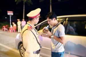 Các mức phạt về việc sử dụng rượu bia khi điều khiển ô tô
