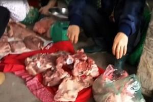 Bán thịt lợn bị ôi thiu sẽ bị xử phạt thế nào?