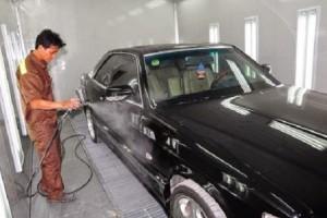 Thủ tục cần biết để thay đổi màu sơn xe ô tô