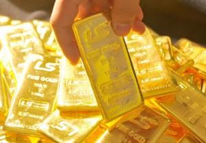 Vàng ngoại lập đỉnh kéo vàng nội tăng vọt