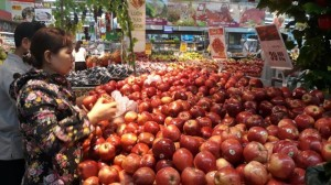Vì sao táo Pháp giá rẻ ngang táo Trung Quốc?