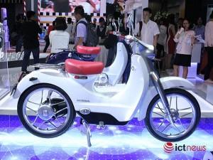 Việt Nam là thị trường tiêu thụ xe máy lớn thứ 4 thế giới