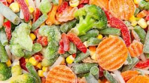 Bất ngờ: Rau quả đông lạnh bổ dưỡng hơn rau quả tươi