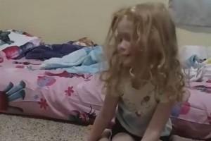 Bé gái không thể đi lại sau khi bị bọ chó cắn vào da đầu