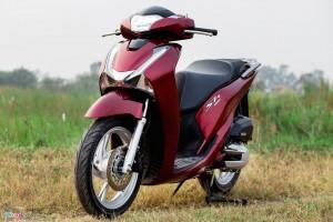 Giá lăn bánh Honda SH 150i tăng gần 20 triệu đồng