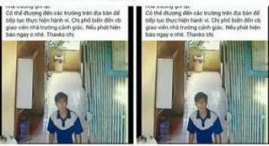 Hà Nội: Một thanh niên lạ lẻn vào khu WC trường tiểu học, sàm sỡ học sinh
