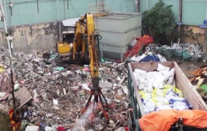 Tp.HCM: Tiêu hủy hơn 20 tấn phân bón kém chất lượng