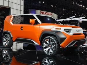 Toyota FT-4X: SUV thế hệ mới cho giới trẻ
