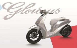 Yamaha trình làng xe ý tưởng GLORIOUS