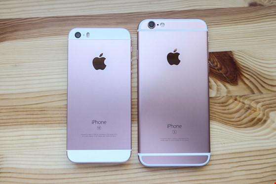 'Giá iPhone 6S và iPhone SE 'lao dốc' dịp 2-9