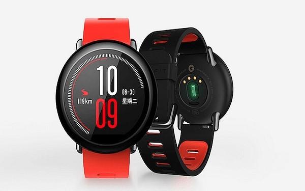 Xiaomi tung ra smartwatch đầu tay cực mạnh Amazfit giá 120USD