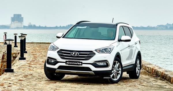 Những chiếc ô tô của Hyundai được giảm giá hàng chục triệu đồng trong tháng 9