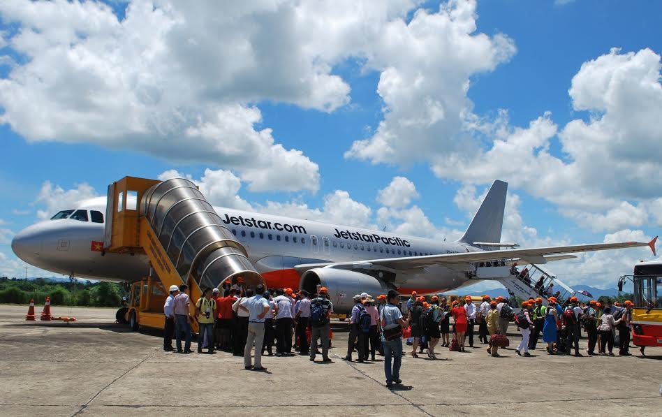 Jetstar Pacific mở 12.000 vé giá 29.000 VNĐ ngày Quốc khánh 2/9