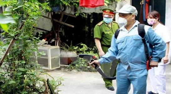 Quận 2 trở thành địa phương dẫn đầu số người nhiễm vi rút Zika