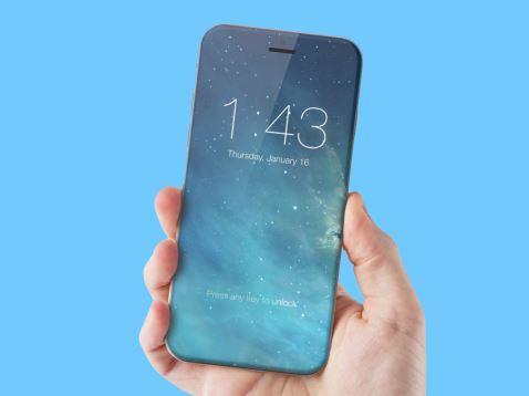 iPhone 8 sẽ được trang bị cảm ứng mặt sau?