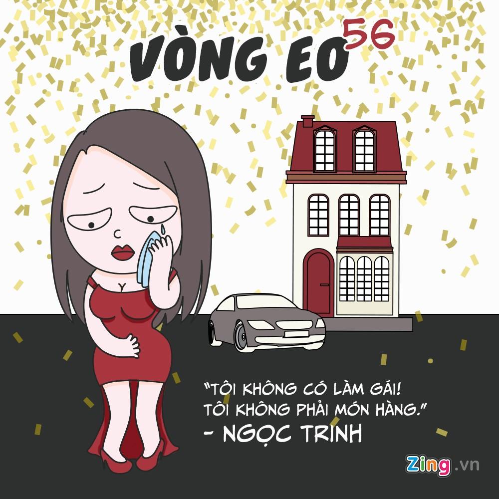 Hí họa những scandal ầm ĩ của phim Việt 2016