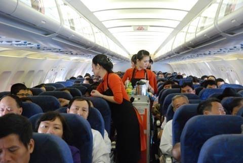 Khách về Sài Gòn ăn Tết có thể được đi máy bay miễn phí