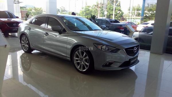 Mazda ưu đãi