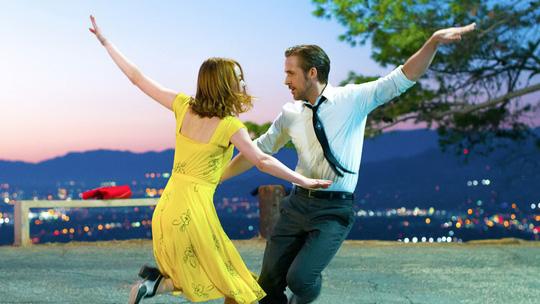 """Nhạc phim """"La La Land"""" gây sốt"""
