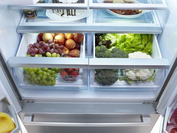 Cách bản quản thức ăn chuẩn nhất trong tủ lạnh ngày Tết