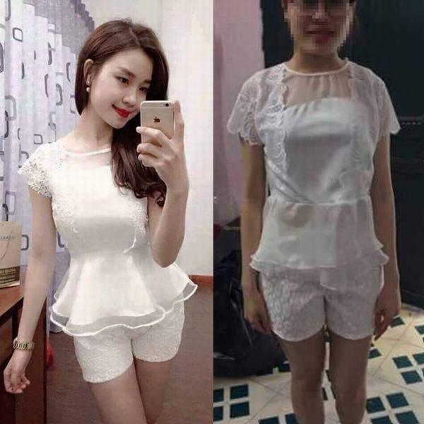 Éo le: Mua áo lưới thời trang qua mạng, cô gái bất ngờ nhận được… tấm lưới đánh cá