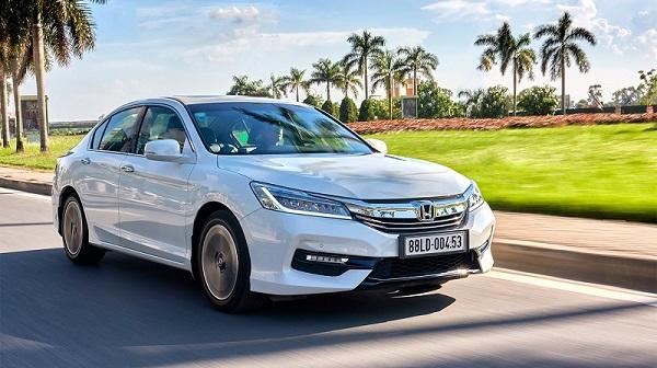 Honda Accord và Odyssey giảm giá tới 80 triệu đồng
