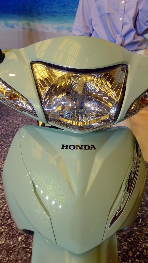 Honda ra mắt Wave Alpha 110 với nhiều tiện ích mới