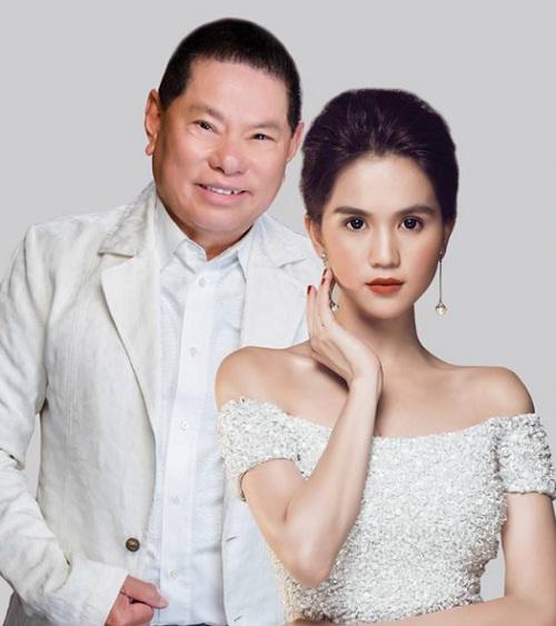 Lộ ảnh cưới của tỷ phú Hoàng Kiều 72 tuổi và Ngọc Trinh - Phơi bày sự thật bất ngờ?
