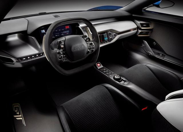 'Siêu xe Ford GT 2017