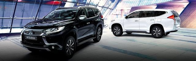 'Toyota Fortuner mới vừa ra mắt, Mitsubishi Pajero Sport 2016 được giảm giá tại Việt Nam