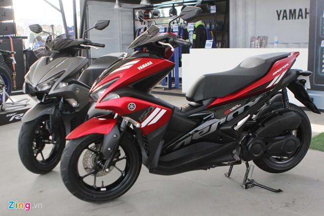'Yamaha NVX ở Indonesia rẻ hơn Việt Nam gần 9 triệu đồng