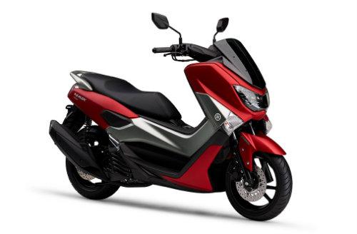 2017 Yamaha NMax 155 lên kệ giá 75,3 triệu đồng