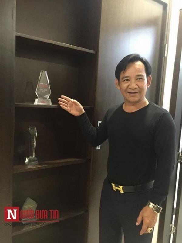 Nghệ sĩ Quang Tèo