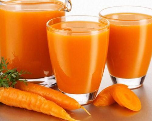 Vô kinh, tử vong nếu ăn quá nhiều cà rốt
