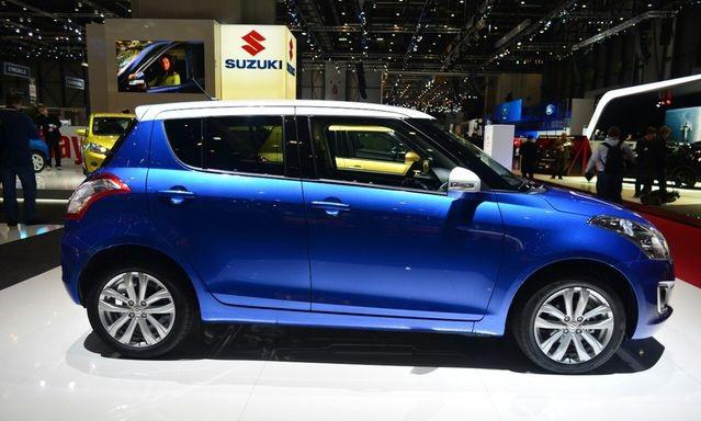 Bảng giá xe ô tô Suzuki tháng 4/2017