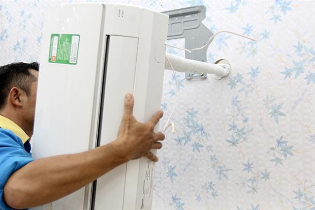 Đừng ham giá rẻ mà máy lạnh thành máy nóng