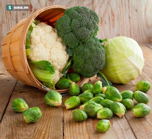 5 thực phẩm có tác dụng bảo vệ gan khoẻ mạnh cả đời: Có rất nhiều ở Việt Nam
