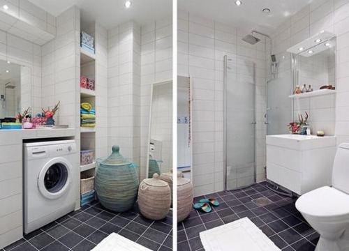Cách bài trí không gian phòng tắm nhỏ cho ngôi nhà của bạn