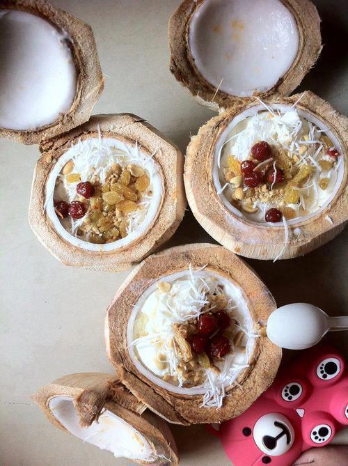 Cách làm kem dừa ngon tuyệt giải nhiệt ngày hè