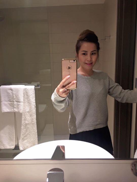 Chồng cũ Phi Thanh Vân khoe tình mới sexy, giàu có chả kém người xưa