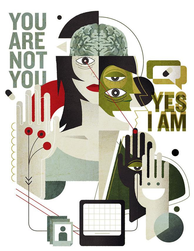 Hội chứng bệnh lạ: khiến chúng ta không nhận ra người thân quen