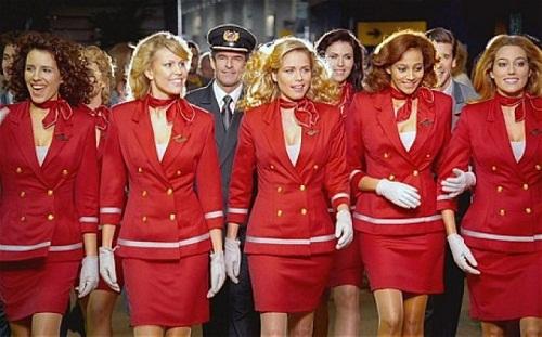 Bí mật khủng khiếp về đời sống của những nữ tiếp viên hàng không