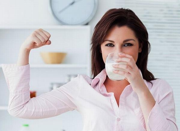 Những sai lầm khi uống sữa khiến