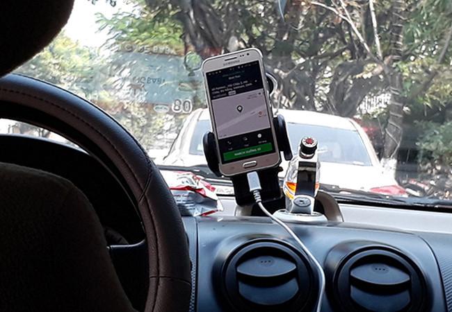 """'Nóng: Bộ GTVT """"phanh gấp"""" cấp phép thí điểm Grab, Uber"""