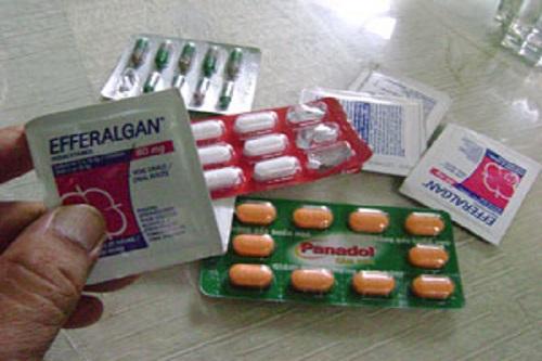 Uống thuốc giảm đau vô tội vạ, gan tổn thương lúc nào không biết