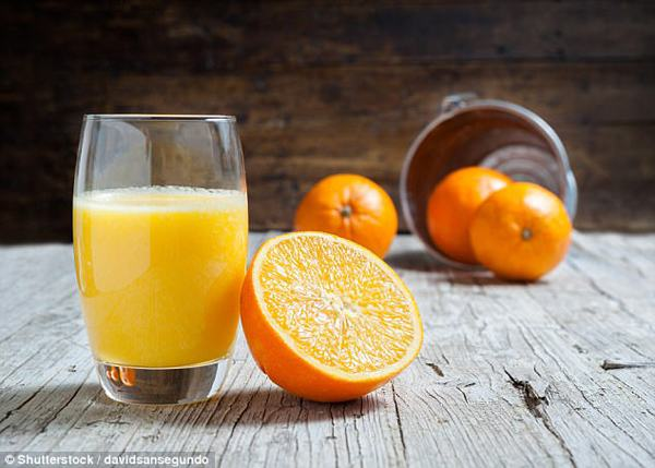 Ăn một quả cam, quýt mỗi ngày có thể đẩy lùi bệnh mất trí