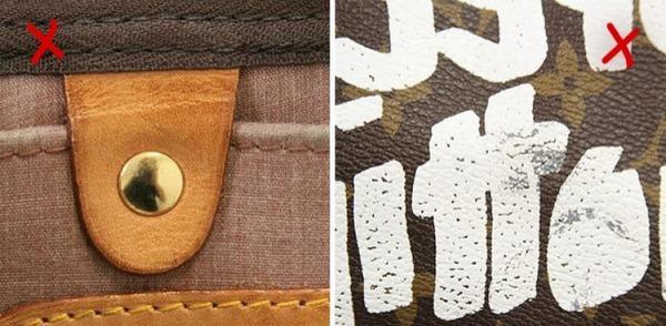 Cách phân biệt túi hàng hiệu và hàng nhái