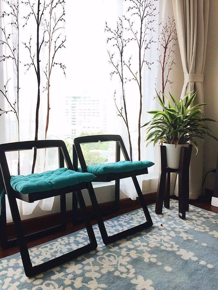 Đặt cây lưỡi hổ trong phòng ngủ sẽ giúp không khí sạch thoáng hơn