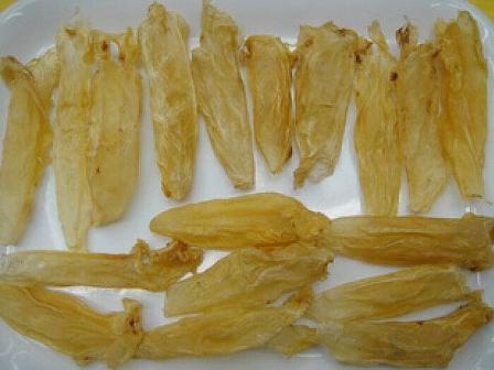Bong bóng cá chục triệu/kg, có loại 1 tỷ đồng/kg chỉ bán cho nhà giàu Việt
